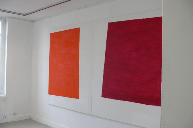 Didier Demozay, Macc, 1er étage